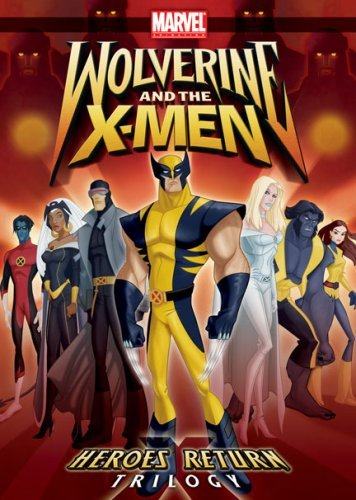Wolverine & The X Men Vol. 1 H Wolverine & The X Men Ws Nr