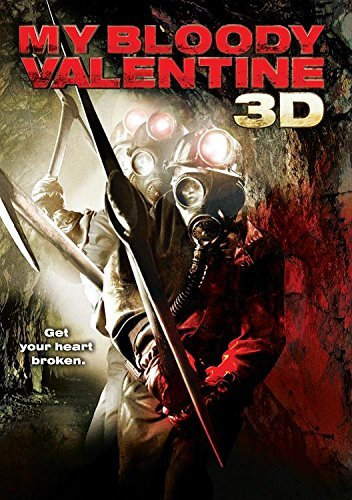 My Bloody Valentine (2009) 3d Ackles King Smith Ws R Incl. 3d Glasses