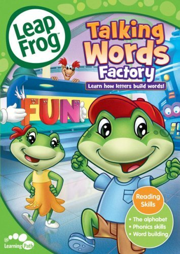 Talking Words Factory Leapfrog Nr