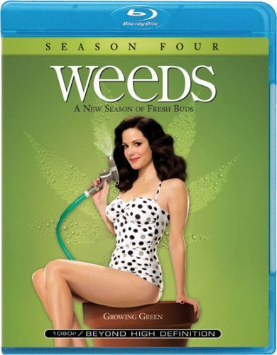 Weeds Season 4 Blu Ray Nr Ws