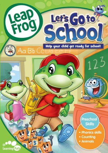 Let's Go To School Leapfrog Nr