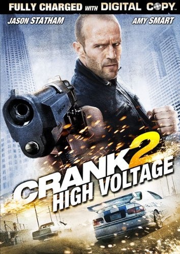 Crank 2 High Voltage Statham Smart DVD R