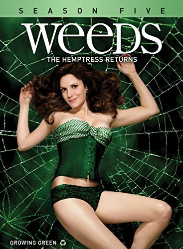 Weeds Season 5 DVD Nr