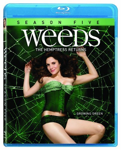 Weeds Season 5 Blu Ray Nr Ws