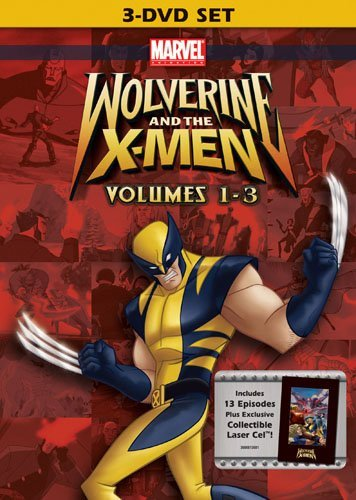 Wolverine & The X Men Vol. 1 3 Wolverine & The X Men Ws Nr 3 DVD