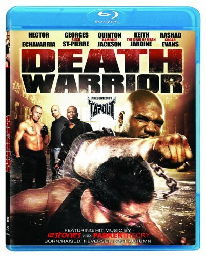 Death Warrior Death Warrior Blu Ray Ws R