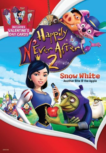 Happily Never After 2 Snow Whi Happily Never After 2 Snow Whi Valentines Day Faceplate & Car Nr