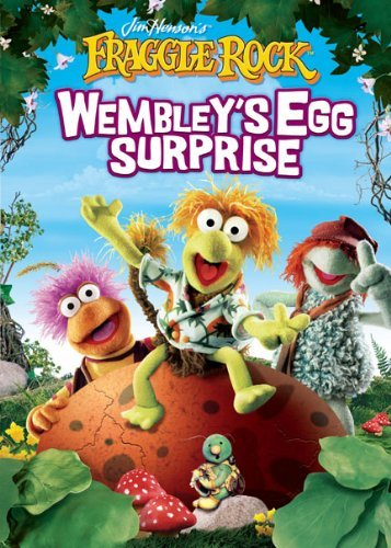 Wembleys Egg Surprise Fraggle Rock Nr