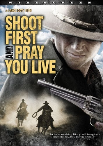Shoot First & Pray You Live Doman Gaffigan Hephner Ws R