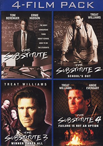 Substitute Collection Substitute 1 2 3 & 4