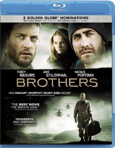 Brothers Maguire Gyllenhaal Portman Blu Ray Ws R