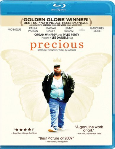Precious Sidibe Mo'nique Carey Kravitz Blu Ray Ws R