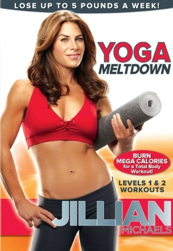 Jillian Michaels Yoga Meltdown Nr