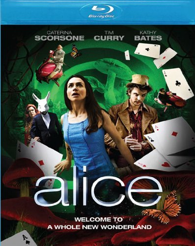 Alice Scorsone Curry Bates Blu Ray Ws Nr
