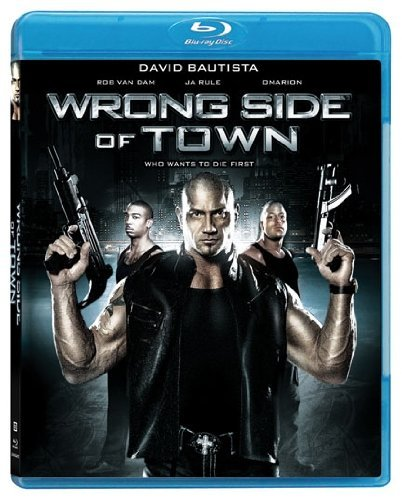 Wrong Side Of Town Wrong Side Of Town Blu Ray Ws R