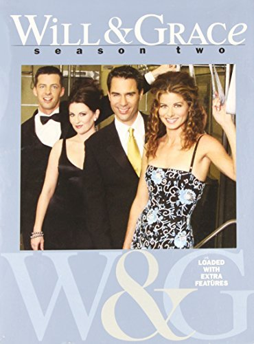 Will & Grace Season 2 DVD