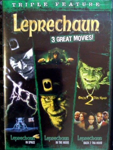 Leprechaun Triple Feature Leprechaun Triple Feature Leprechaun 4 In Space;