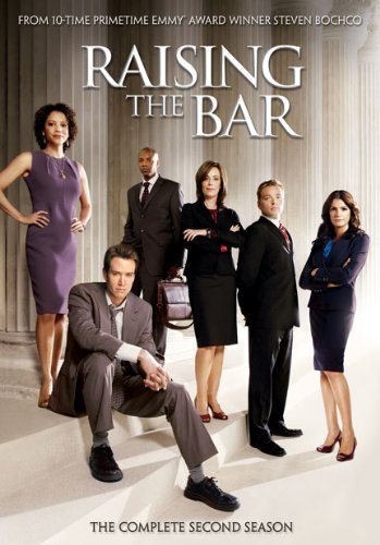 Raising The Bar Raising The Bar Season 2 Ws Nr 4 DVD