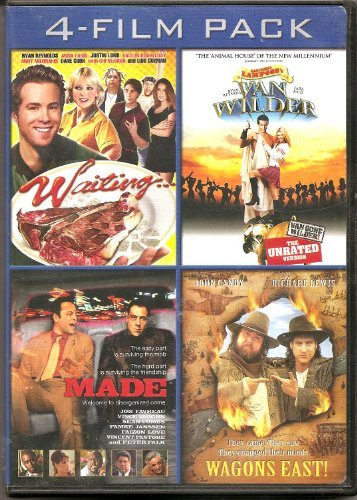4 Film Pack Waiting Van Wilder Made Wagons East!