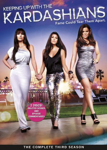 Keeping Up With The Kardashian Keeping Up With The Kardashian Season 3 Nr 2 DVD