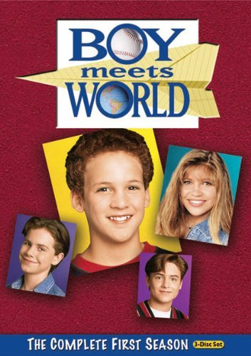 Boy Meets World Season 1 DVD