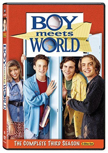 Boy Meets World Season 3 DVD