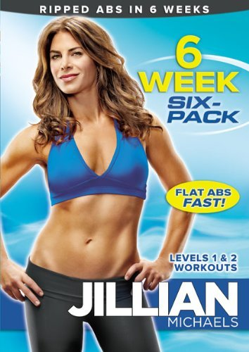 Jillian Michaels 6 Week Six Pack Nr