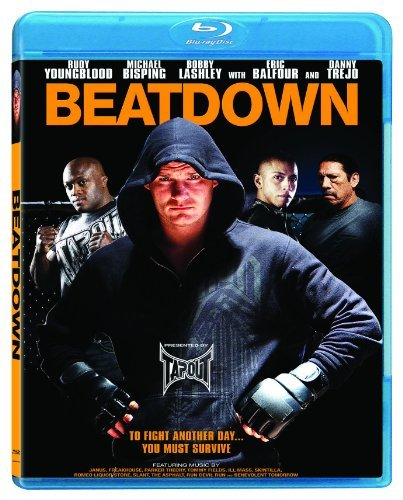 Beatdown Beatdown Blu Ray Ws R