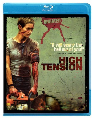 High Tension High Tension Blu Ray Ws Ur