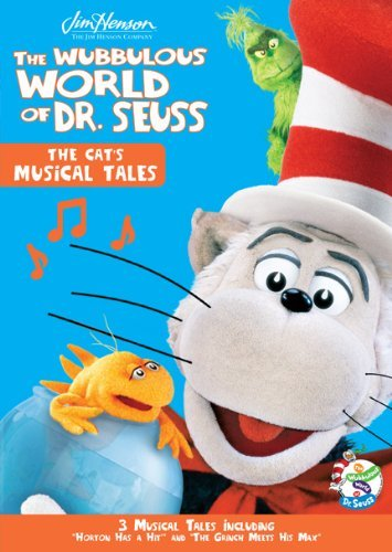 Cat's Musical Wubbulous World Of Dr. Seuss Nr