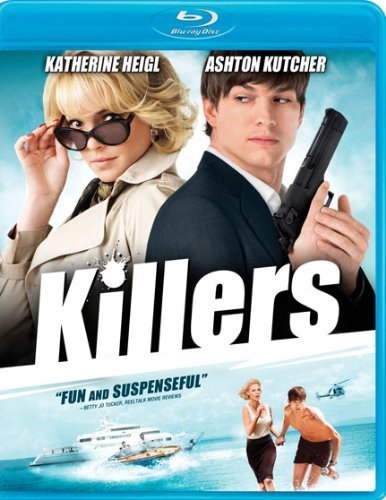 Killers Heigl Kutcher Blu Ray Ws Pg13
