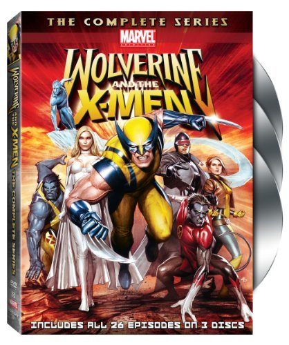 Wolverine & The X Men Complete Wolverine & The X Men Ws Nr