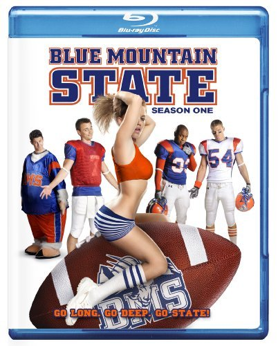 Blue Mountain State Blue Mountain State Season 1 Blu Ray Ws Nr
