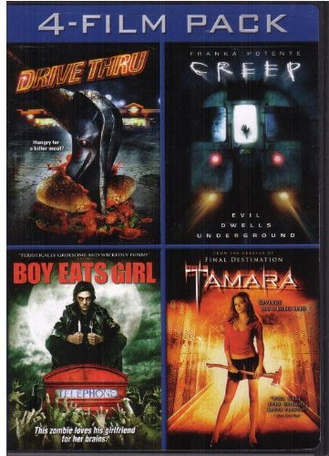 Drive Thru Creep Boy Eats Gir Tamara Horror 4 Film Pack