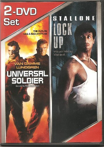 Universal Soldier Lock Up Double Feature