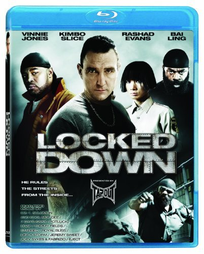 Locked Down Jones Schiena Ling Blu Ray Ws R