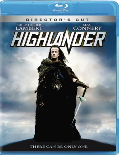 Highlander Highlander Blu Ray Ws Director's Cut R