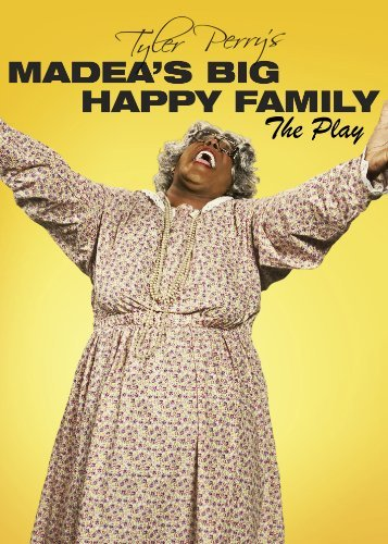 Madea's Big Happy Family (play) Tyler Perry DVD Nr Ws