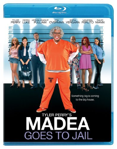 Madea Goes To Jail Tyler Perry Blu Ray Pg13 Ws