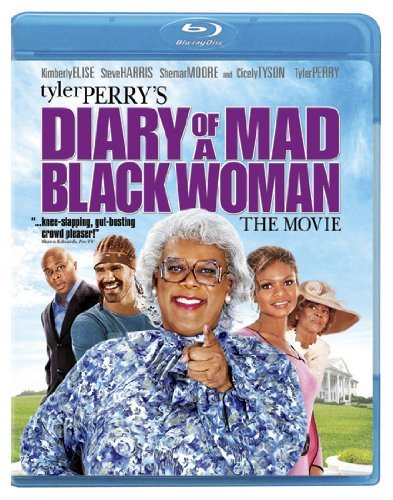 Madea Diary Of A Mad Black Woman Tyler Perry Blu Ray Pg13