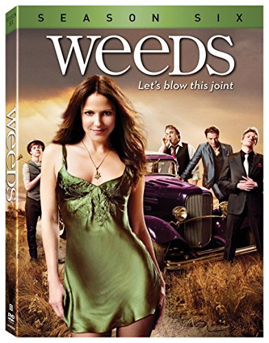 Weeds Season 6 DVD Nr