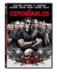 Expendables Stallone Statham Li Lundgren Blu Ray Single Disc