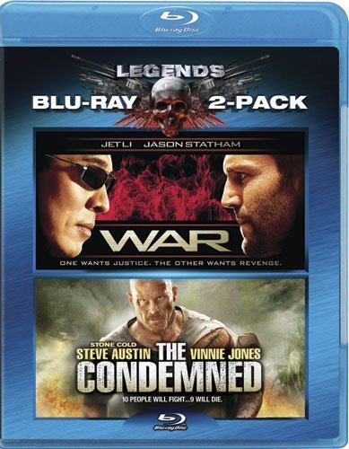 War Condemned War Condemned Blu Ray Ws Nr 2 Br