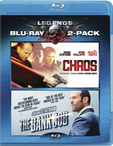 Chaos Bank Job Chaos Bank Job Blu Ray Ws Nr 2 Br
