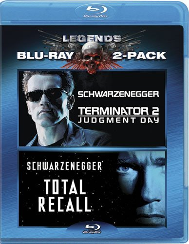 T2 Total Recall T2 Total Recall Blu Ray Ws Nr 2 Br