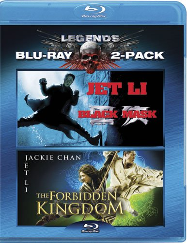 Black Mask Forbiden Kingdom Black Mask Forbiden Kingdom Blu Ray Ws Nr 2 Br