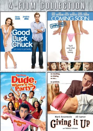 Good Luck Chuck Coming Soon Du Good Luck Chuck Coming Soon Du Ws Nr 4 DVD