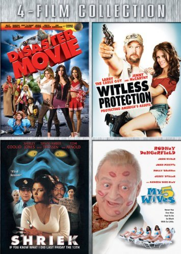 Disaster Movie Witless Protect Disaster Movie Witless Protect Ws Nr 4 DVD