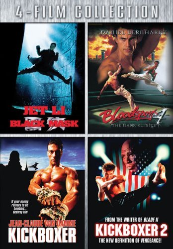 Black Mask Bloodsport 4 Kickbo Black Mask Bloodsport 4 Kickbo Ws Nr 4 DVD