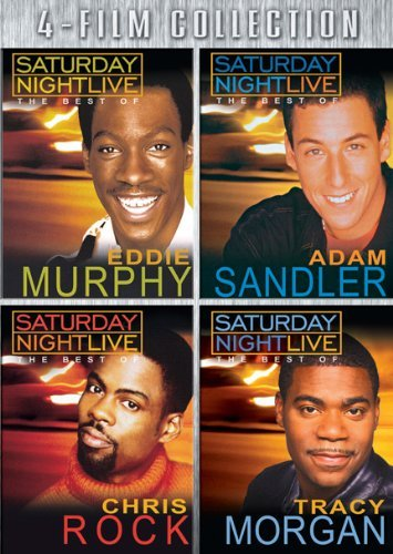 Saturday Night Live Eddie Murphy Chris Rock Tracy Ws Nr 4 DVD